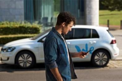 大众汽车宣布明年将推共享电动汽车服务