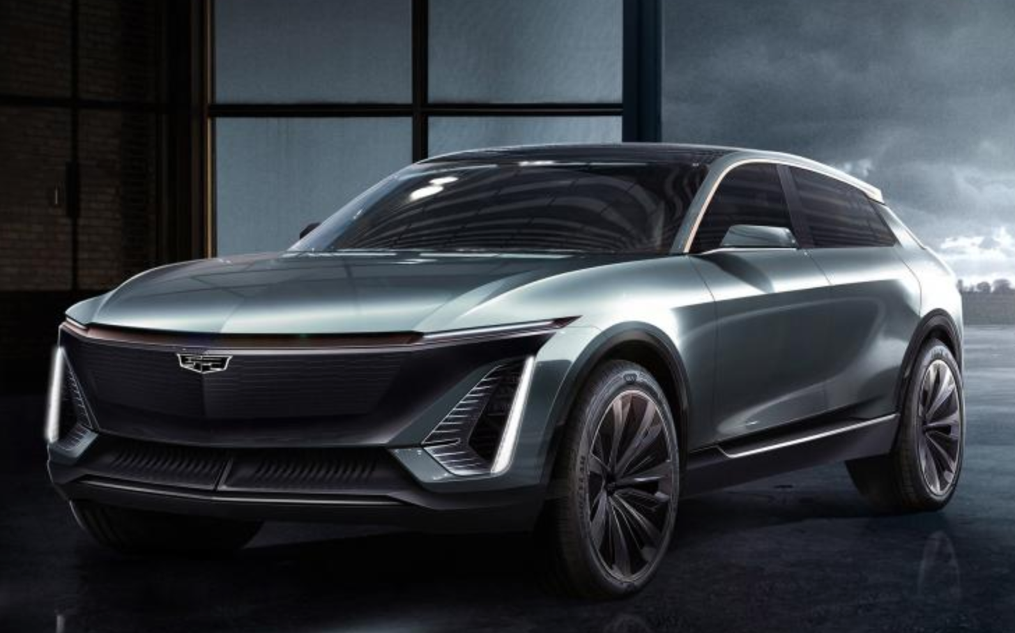 凯迪拉克纯电动概念车