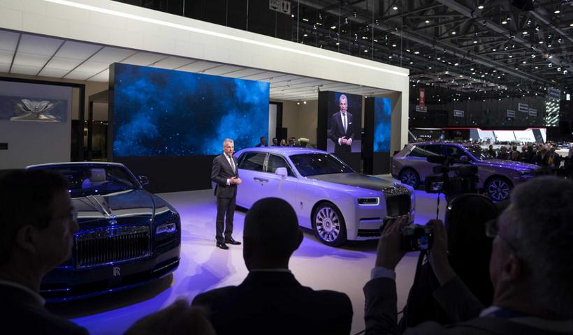 销量,劳斯莱斯2019在华销量,中国豪华车销量