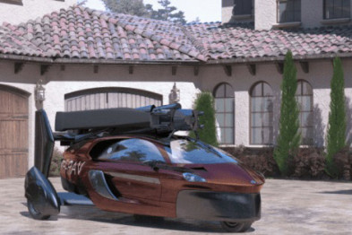 PAL-V开售商用飞行汽车,售价39.9万刀起