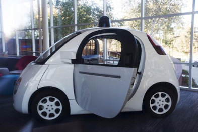 谷歌自动驾驶汽车的硬件制造可能也要自己来