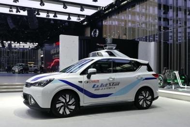 广汽第三代全自动驾驶原型车曝光,L3量产车2019年底落地