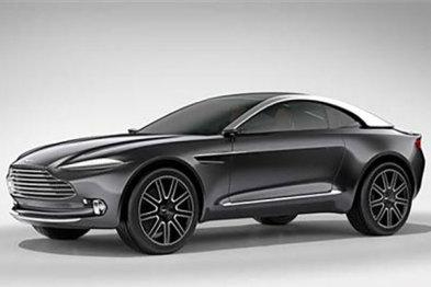 阿斯顿·马丁新厂选址敲定,拟投产DBX跨界车型