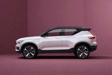 沃尔沃计划2019年推出首款电动汽车