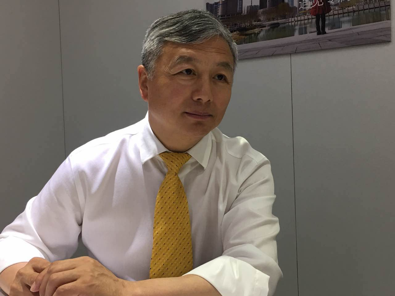 NEVS董事长 蒋大龙
