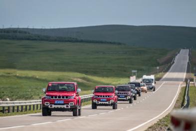 试驾北汽BJ40 PLUS:千里奔袭西伯利亚,是一种怎样的体验?