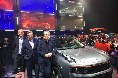 领克01正式上市,推出6款车型售价15.88-22.08万
