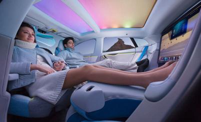 Intel专家称自动驾驶汽车内容产业规模高达50亿美元