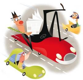 报告 | 麦肯锡:无人驾驶重新定义汽车产业的10种姿势