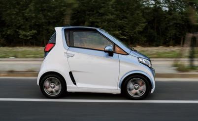 2018款众泰E200能否在竞争激烈的A00级电动车市场站稳脚跟呢 -众泰