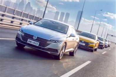 试驾全新一代CC:大众最美车型,实力升级点在哪?