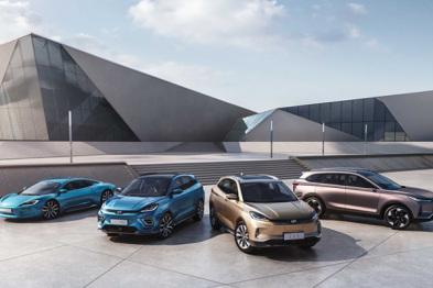 EX5-Z预售 威马计划扩充四大产品线