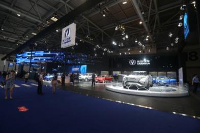 恩智浦将为长安汽车开发车载娱乐平台