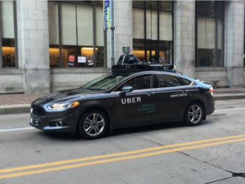 Uber自动驾驶出租车现身匹兹堡街头