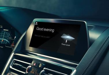宝马微软联手改善人车语音交互功能