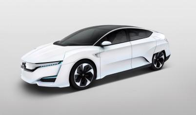 本田发布全新燃料电池FCV概念车,明年3月上市