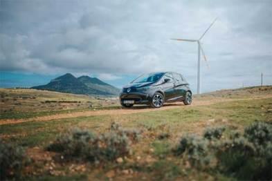 """雷诺集团计划用二手电池和纯电动车型建设清洁能源""""智能岛屿"""""""