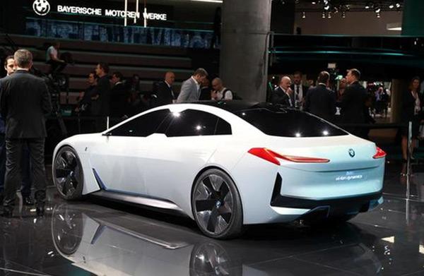 i Vision Dynamics概念车