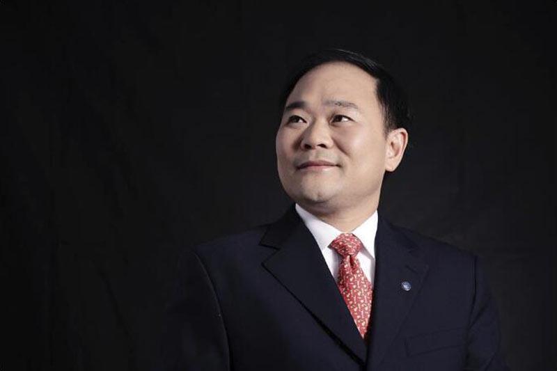 吉利董事长李书福
