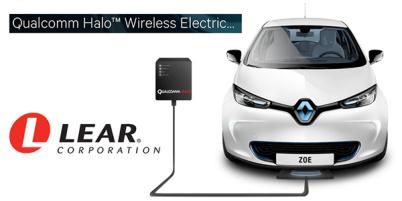 高通与李尔签订电动车无线充电商用许可协议