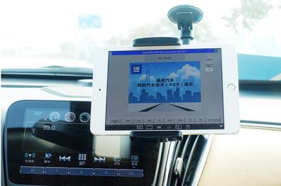通用汽车V2X自动驾驶上路实测