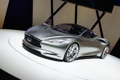 日产将来五年推六款纯电动车,英菲尼迪两款