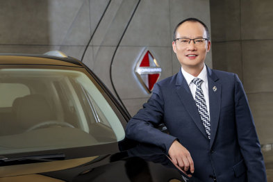 杨嵩升任宝沃总裁