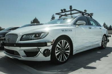 SF Motors美国获全自动停车新专利