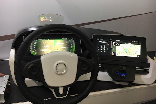 SmartCore智能座舱控制解决方案