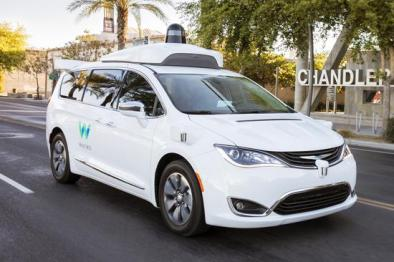 Waymo:自动驾驶汽车公路上行驶里程已达1600万公里