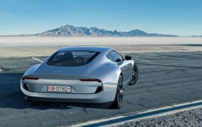 Piëch Mark Zero电动车型亮相 充电五分钟后可恢复80%的电量