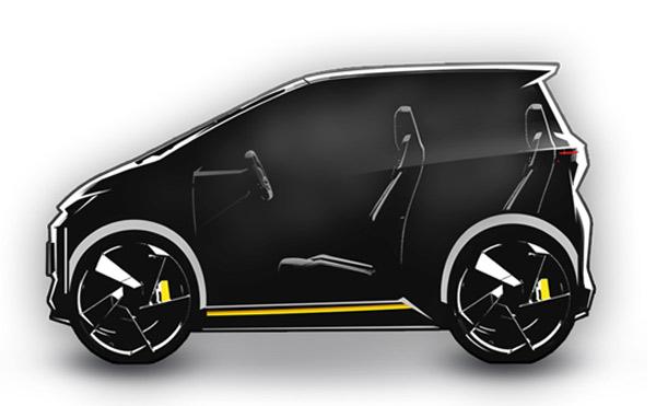 车和家SEV概念图