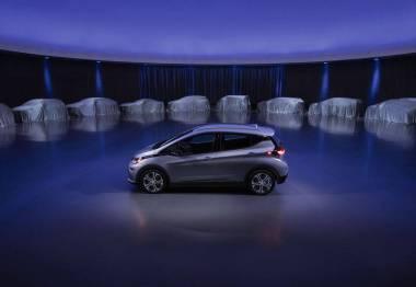 通用宣布未来5年推20款电动车,继续研发氢燃料电池技术