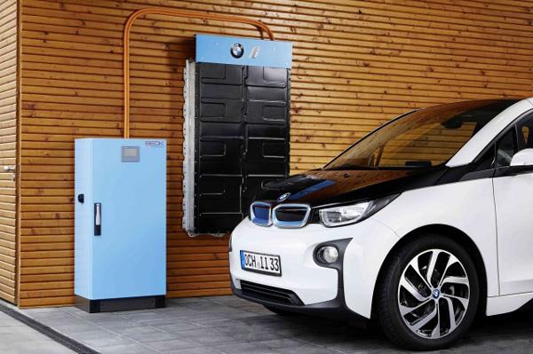 宝马研究将电池回收后用于家庭储能