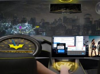 英特尔与华纳兄弟达合作 开发无人驾驶车内娱乐系统
