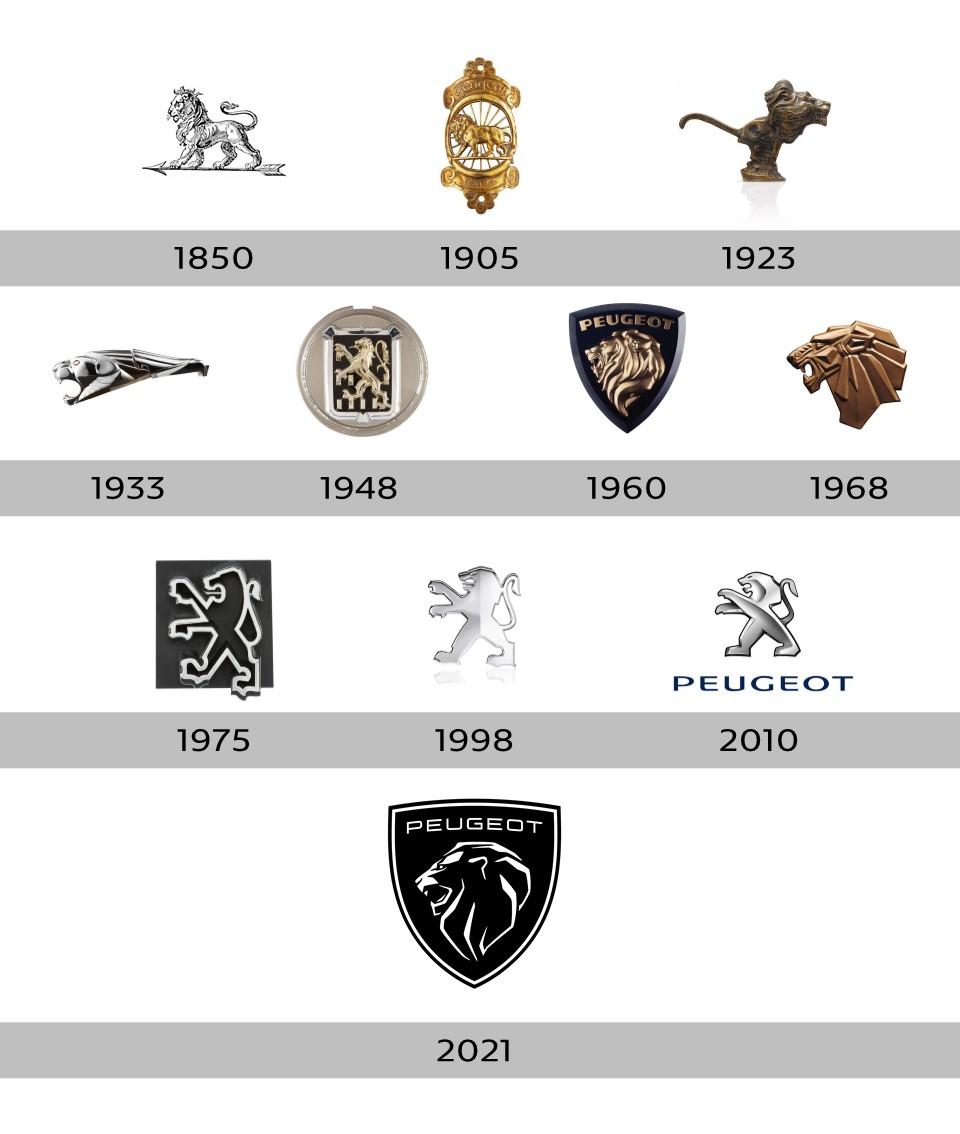 这家有210年历史的汽车品牌换了新LOGO,爱了吗? 【图】