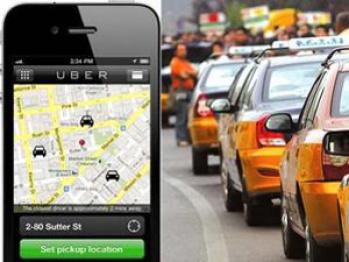 Uber的红与黑