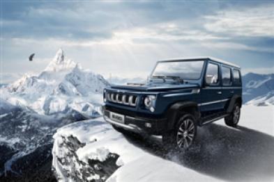 北京(BJ)80珠峰版上市售价39.8万元,如何定义中国高端越野车?