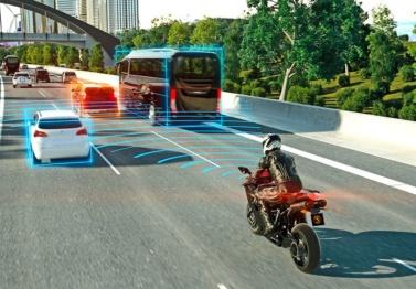 大陸推新型雷達傳感器,提升駕駛輔助功能防止后部碰撞事故