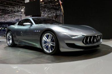 玛莎拉蒂将于2020年推出纯电版Alfieri车型