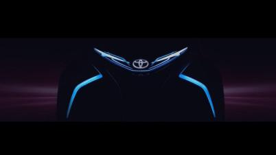 丰田将于日内瓦车展发布全新概念车