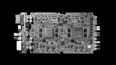 运算速度提升21倍,老款特斯拉年底升级自动驾驶芯片