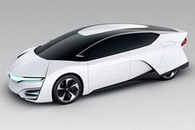 本田与通用合建燃料电池厂,2025年实现量产