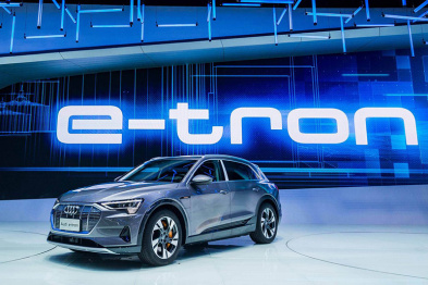 2019中國汽車科技創新大獎,一汽-大眾奧迪e-tron榮獲年度進口SUV創新獎