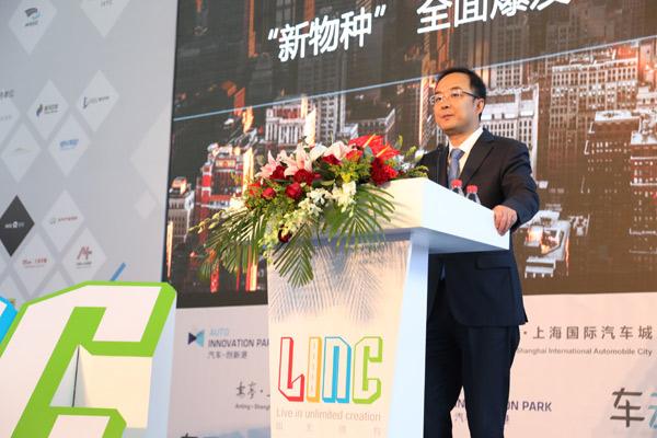 吉利汽车集团总裁、CEO安聪慧