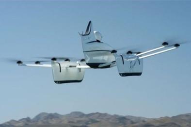 Kitty Hawk试飞新款飞行汽车