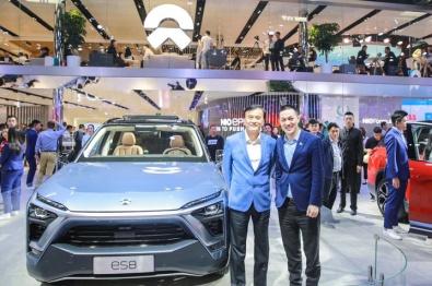 江淮汽车将继续生产蔚来汽车第二款产品ES6