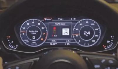 奥迪新技术:可成功规避红灯 提供速度优化