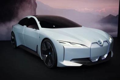 宝马称未来将推25款电动车,i4落户慕尼黑