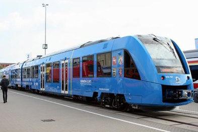 德国彻底抛弃燃油,首列氢动力火车上轨